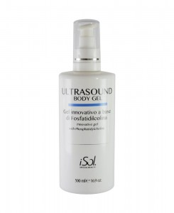 ISOL żel do Ultrasound 500ml